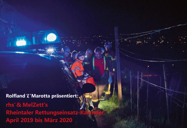rheintaler rettungseinsatz-kalender 2019/20