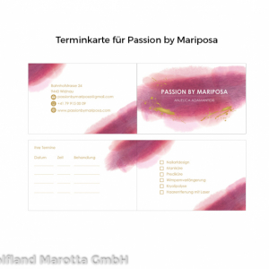 grafic terminkarte